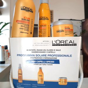 L'Oreal Professionnell Solar Sublime Kit